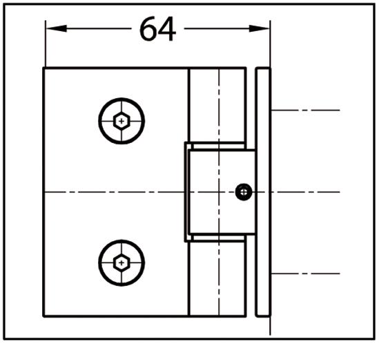 duscht rband wellness premium glas wand 90 nach innen ffnend din rechts duscht rb nder. Black Bedroom Furniture Sets. Home Design Ideas