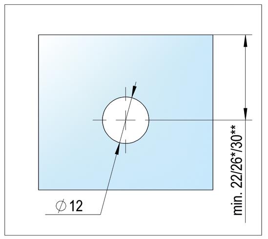 Bohle round ø12