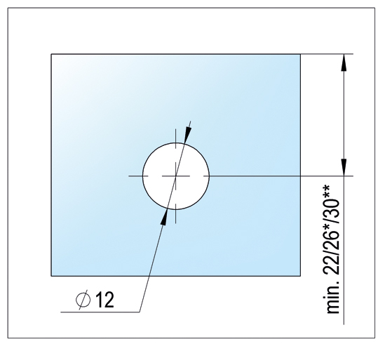 Bohle square 12x12