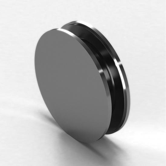 SlideTec Premium Floor Set Deckenmontage 1-flügelig