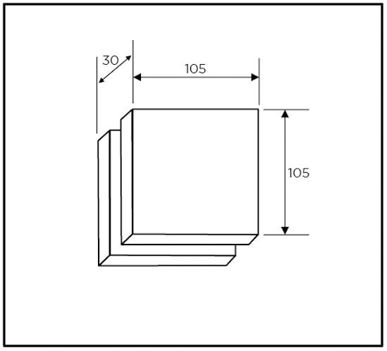 Glasverbinder PT 80