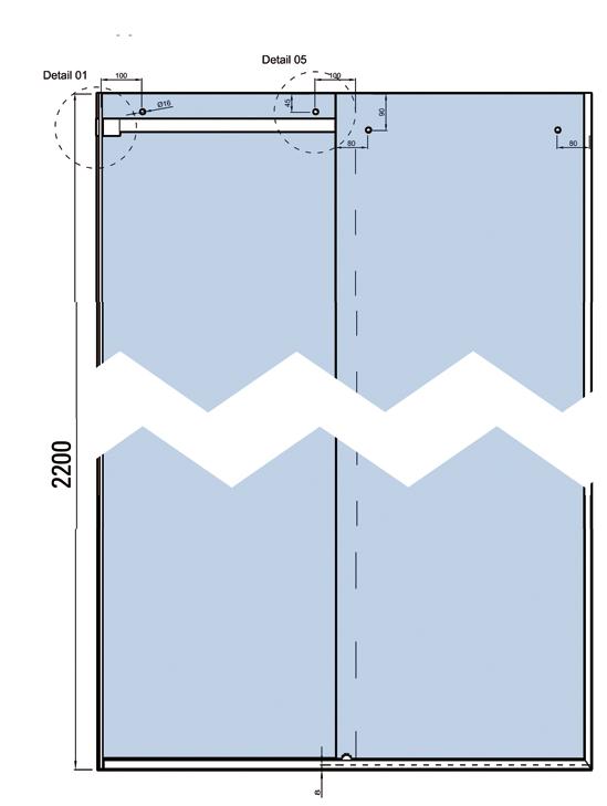 Premium Slide SH Set Eckdusche 1-flügelig