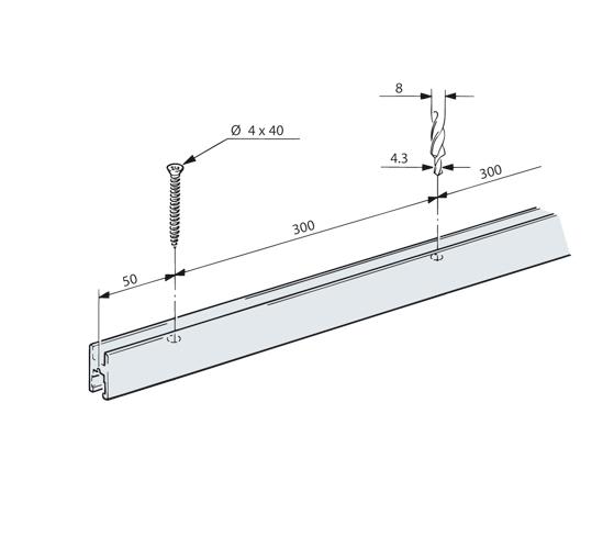 Aluminum Glazing Profile