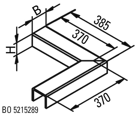 Winkelverbinder 90°