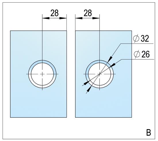 duscht rband lugo glas glas 180 nach au en ffnend din rechts duscht rb nder bad und. Black Bedroom Furniture Sets. Home Design Ideas