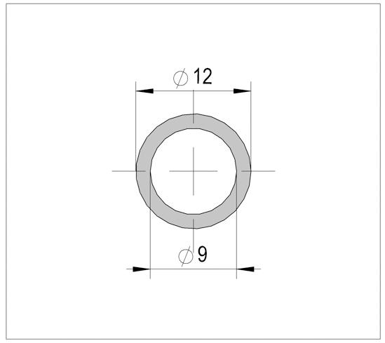 Reinforcement Bar round Bohle Basic round ø12