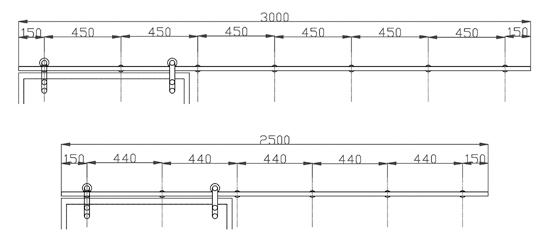 SlideTec Premium Laufstangen-Türstopper