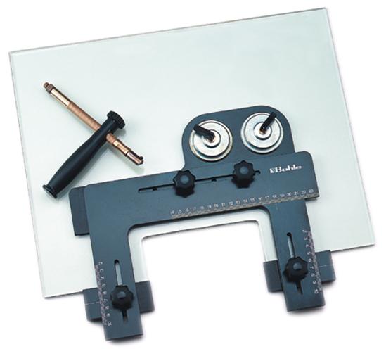 Werkzeugset für Randausschnitte