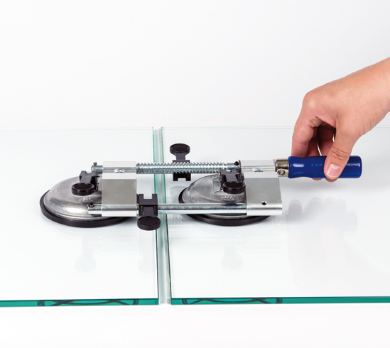 Seaming Tool for Clamping and Repositioning