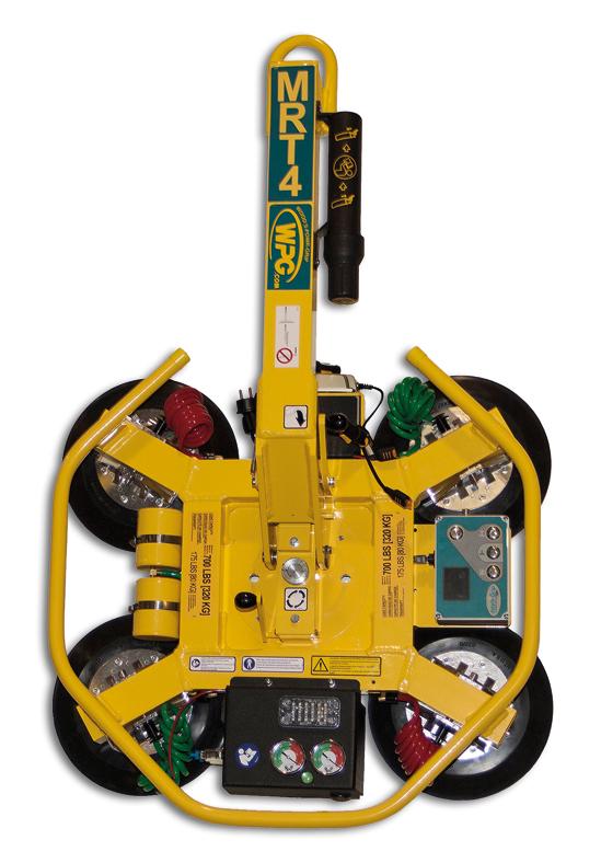 Wood's Powr-Grip® vakuumlyftare MRT411LDC3 Bärkraft 320 kg
