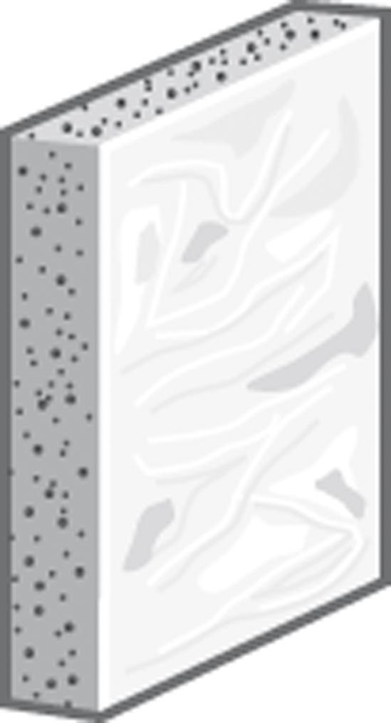 Marmor / Steinzeug
